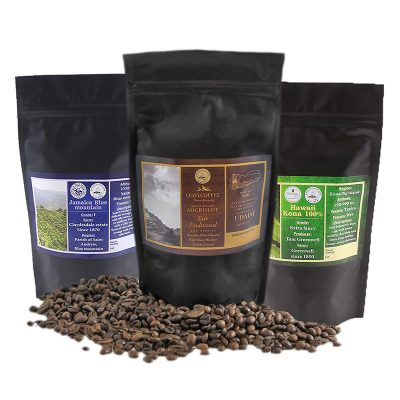 SPECIALTY RESERVE COFFEE
