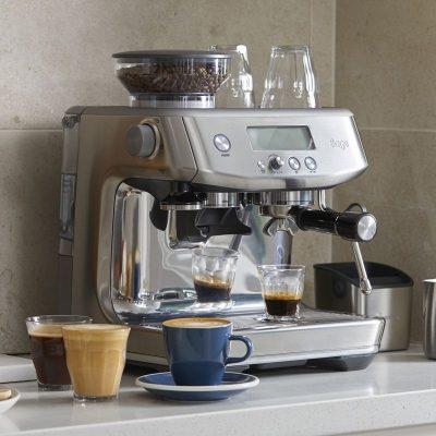 Кафемашини и кафемелачки