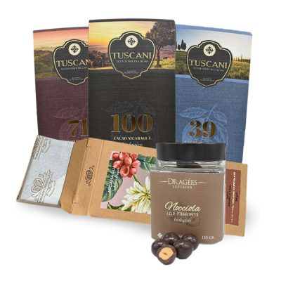 Занаятчийски шоколад от Тоскана